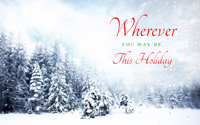 Animated Christmas E-Card