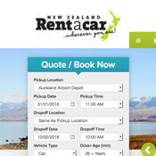 NZ Rent A Car