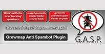 Growmap Anti Spambot Plugin