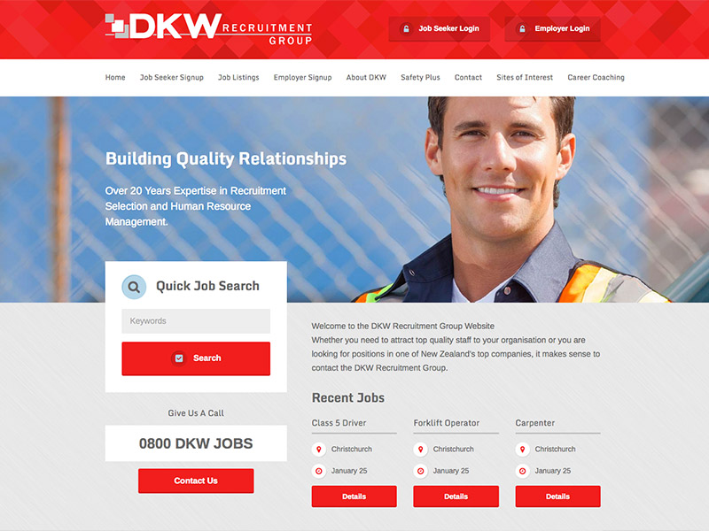 DKW Recruitment Group