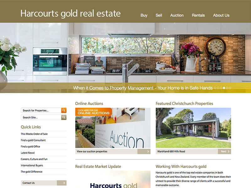 Harcourts Gold