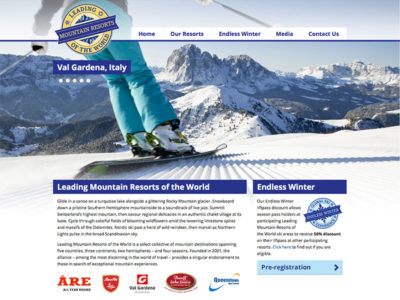 Leading Mountain Resorts