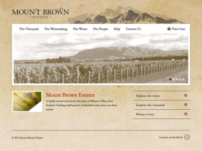 Mount Brown Estates