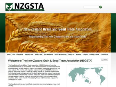 NZ Grain & Seed Trade Association