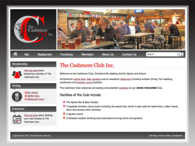 The Cashmere Club