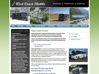 West Coast Shuttle