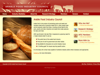 Arable Food Industry Council