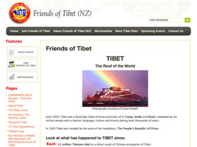 Friends of Tibet