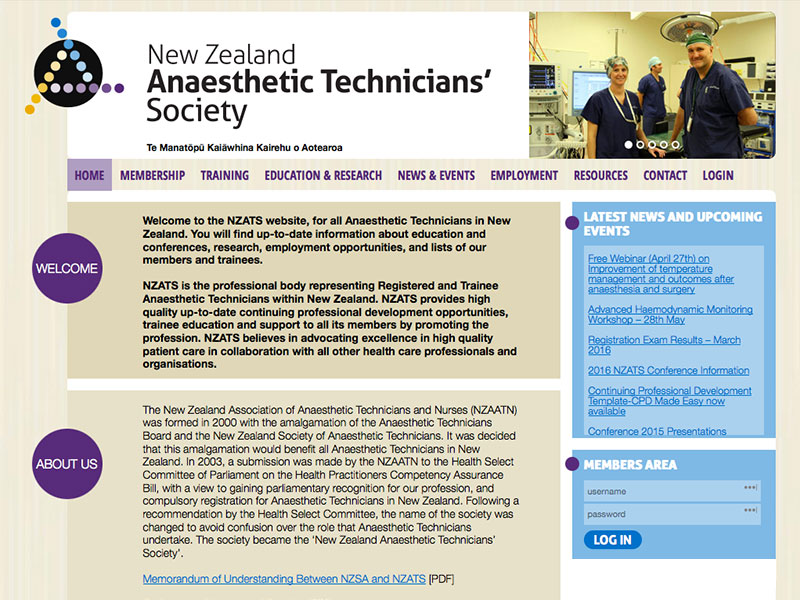 New Zealand Anaesthetic Technicians Society