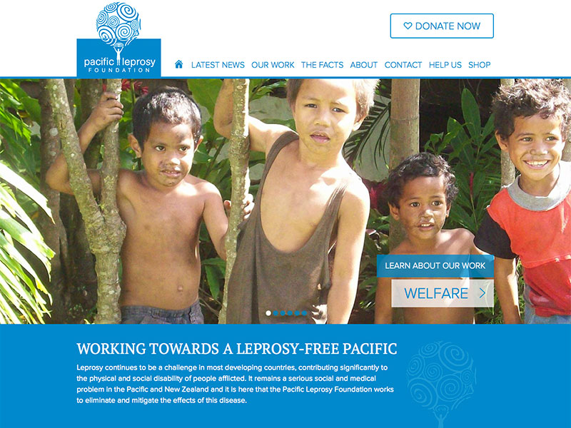 Pacific Leprosy Foundation