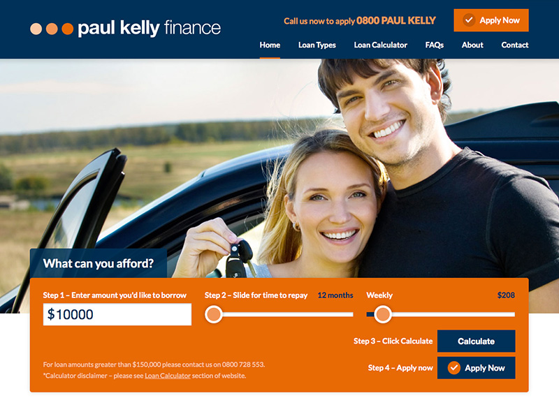 Paul Kelly Finance