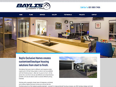 Baylis Exclusive Homes